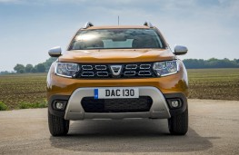 Dacia Duster Comfort TCe 130 4x2 2019 head-on
